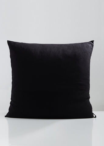 Black Pillow Case No. 3