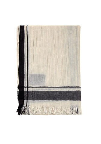 Bowery Washed Cotton Scarf