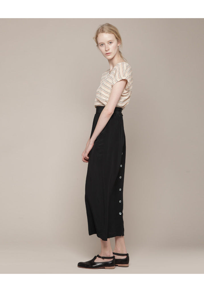 Nirvana Button Back Skirt