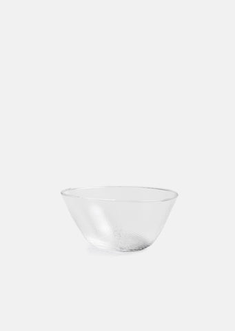 Silo Tela Hand Blown Glass Bowl