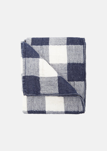 Medium Vintage Check Hand Towel