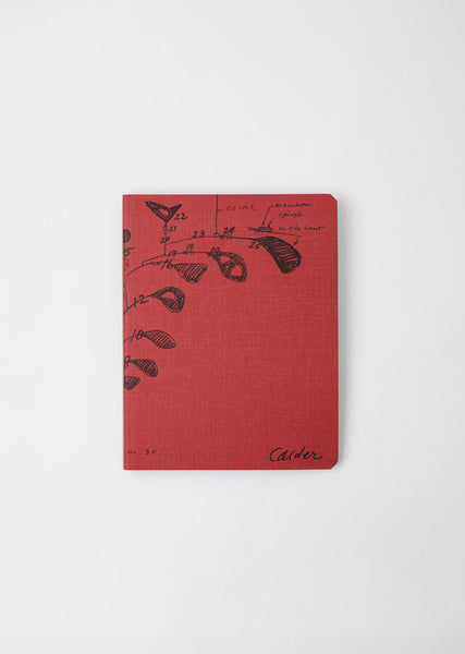 Postalco Calder Foundation A5 Notebook La Garconne
