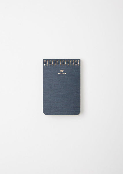 Postalco A7 Pressed Cotton Notebook La Garconne