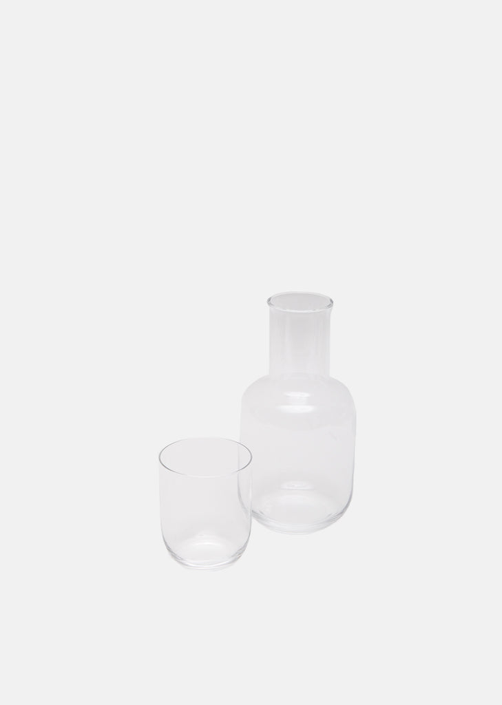 25 oz. Glass Decanter and Cup Set