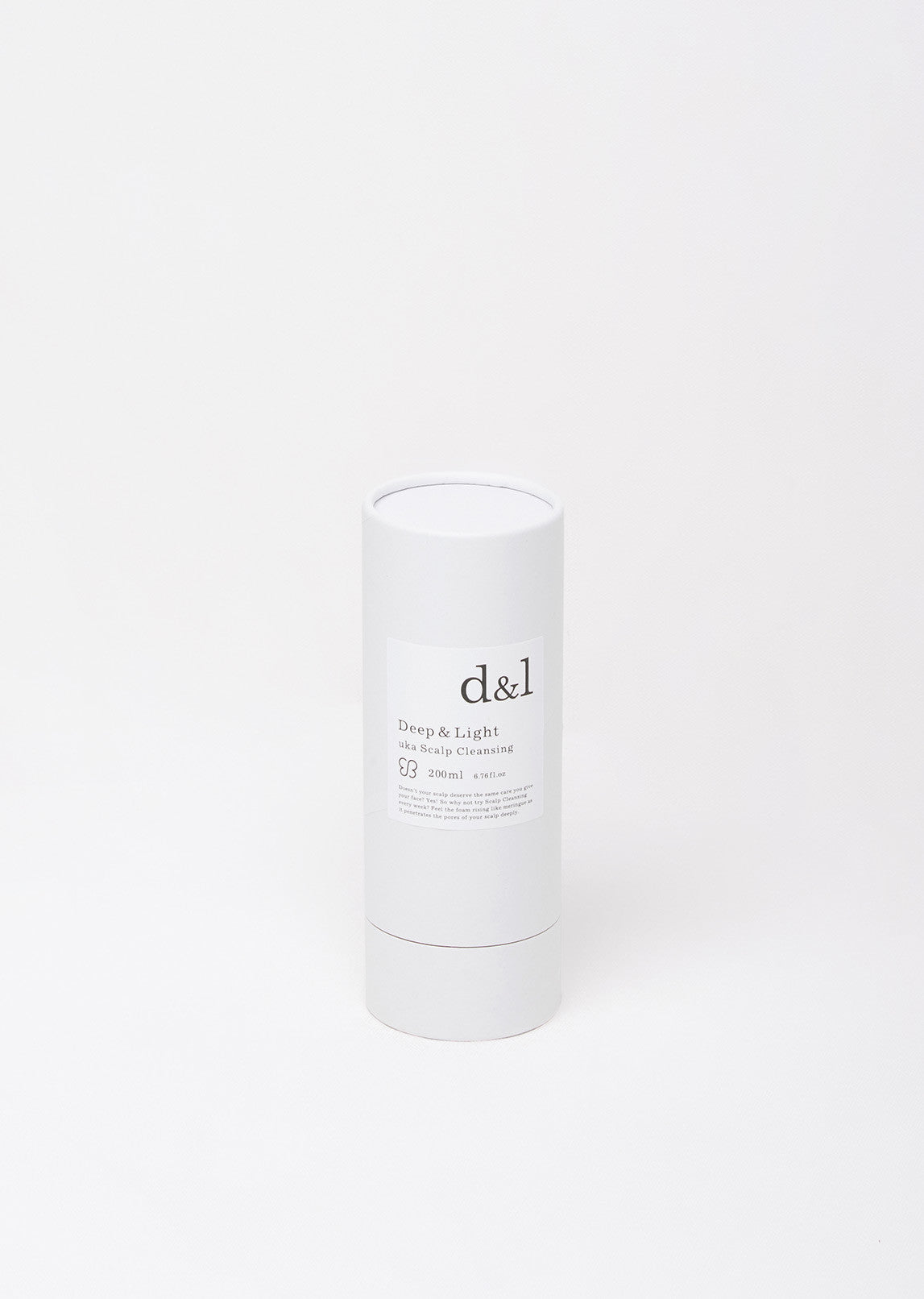 Deep and Light Scalp Cleansing