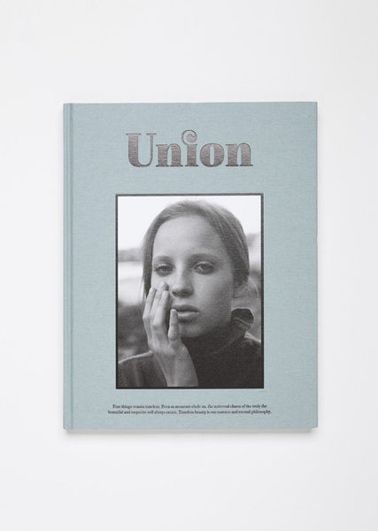 Union Magazine Issue No. 8 La Garconne