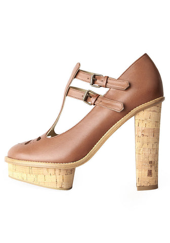 Chantal Cork Platform