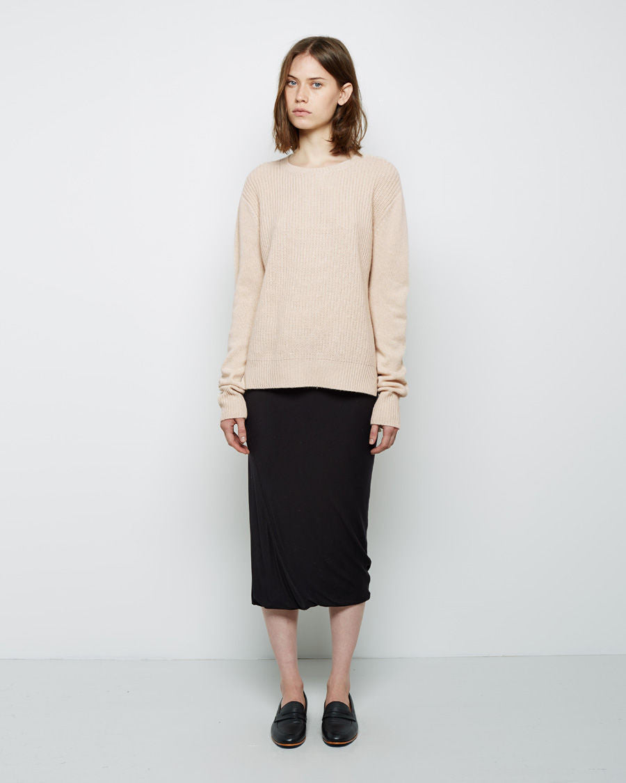 Combo Knit Pullover