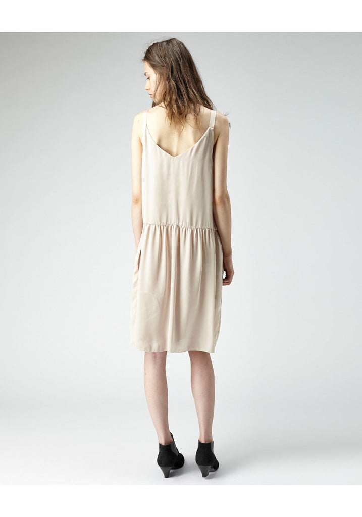 Drop Yoke Dress