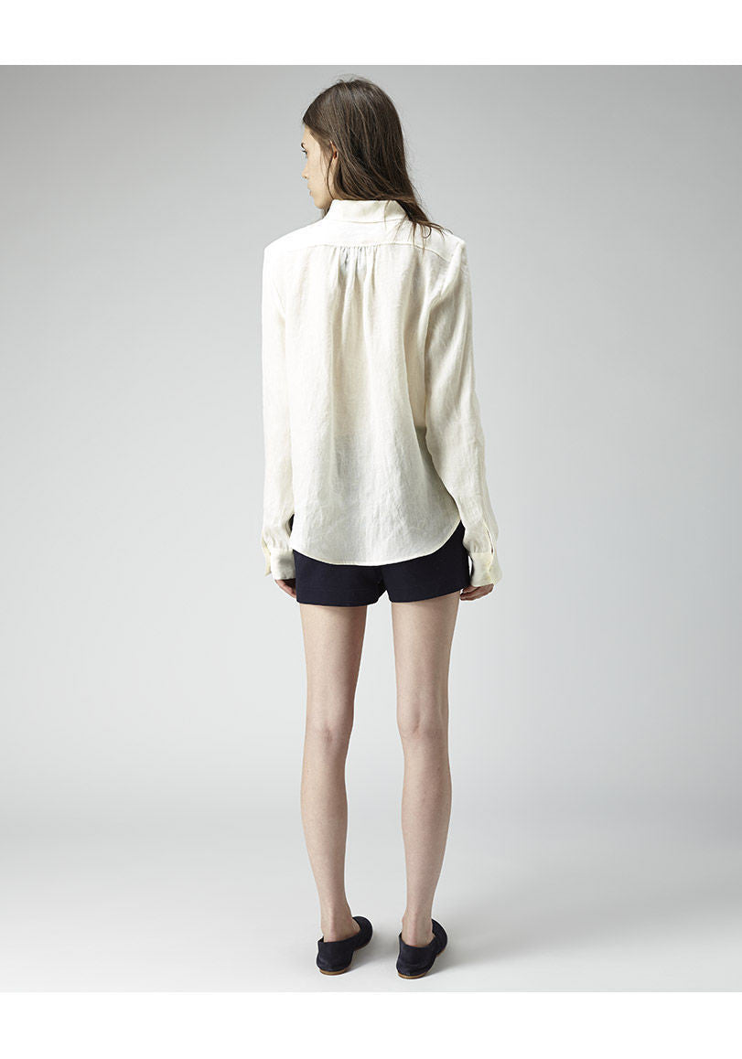 Knit Cotton Shorts