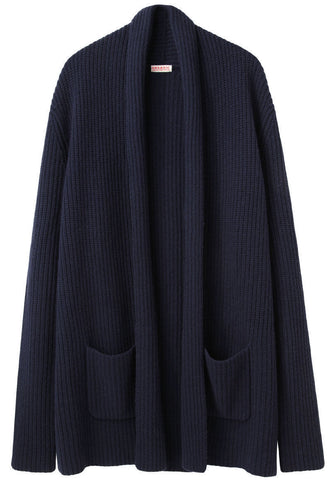 Rib 2-Pocket Cardigan - RA
