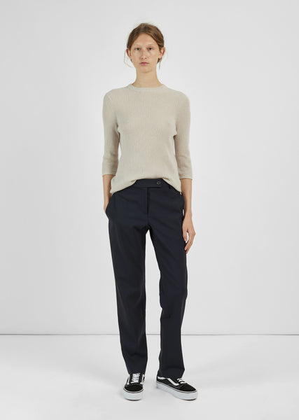 Stovepipe Trousers