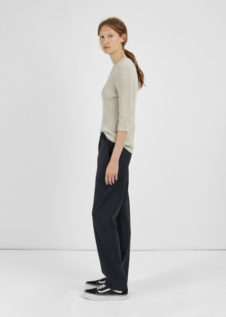 Stovepipe Trouser