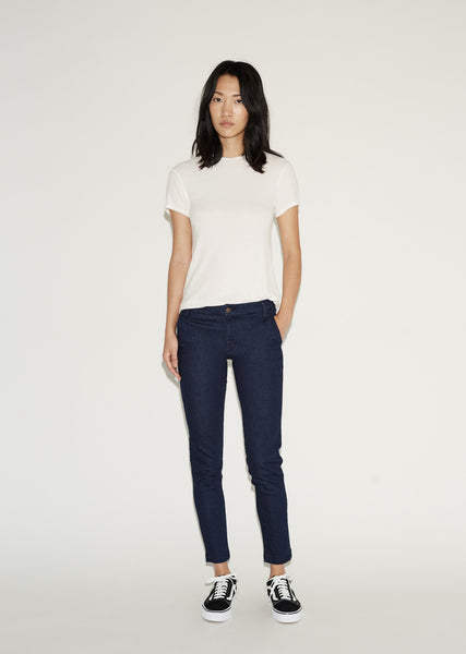 Mini Denim Trouser