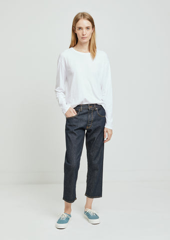 Shorty Selvedge Rinse Jeans