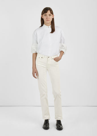 South White Jeans 32