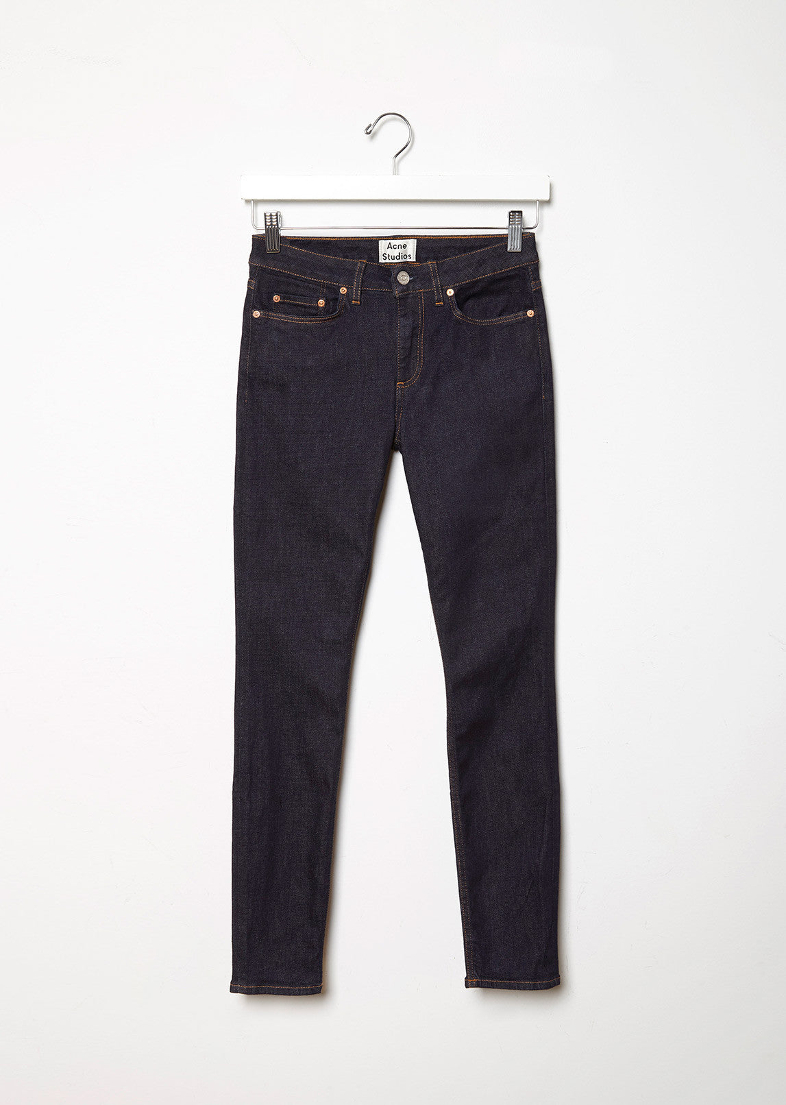 Skin 5 Raw Rinse Jeans