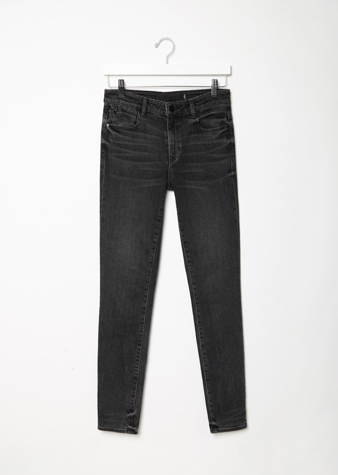 Grip High Rise Skinny Jeans