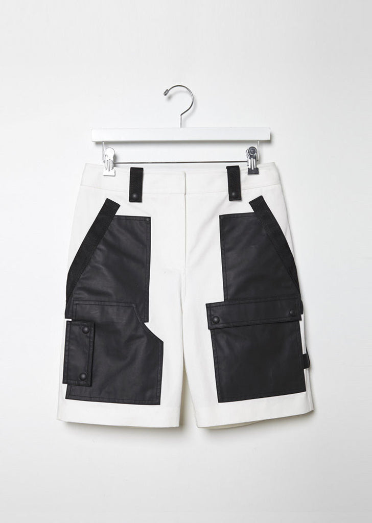 Webbed Cargo Short