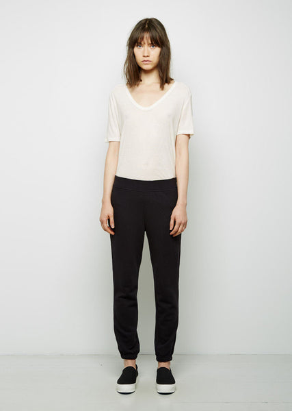 T by Alexander Wang French Terry Sweatpants La Garconne