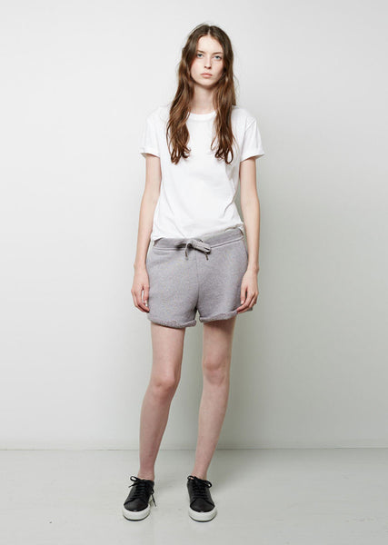 T by Alexander Wang French Terry Sweatshorts La Garconne