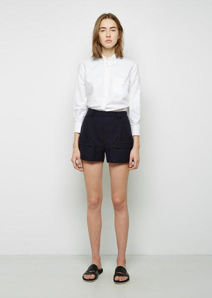 Band of Outsiders Trouser Shorts La Garconne