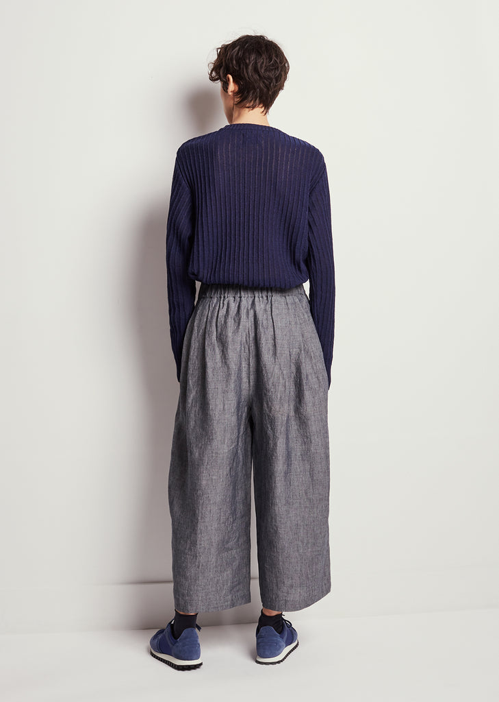 Chambray Elephant Pants