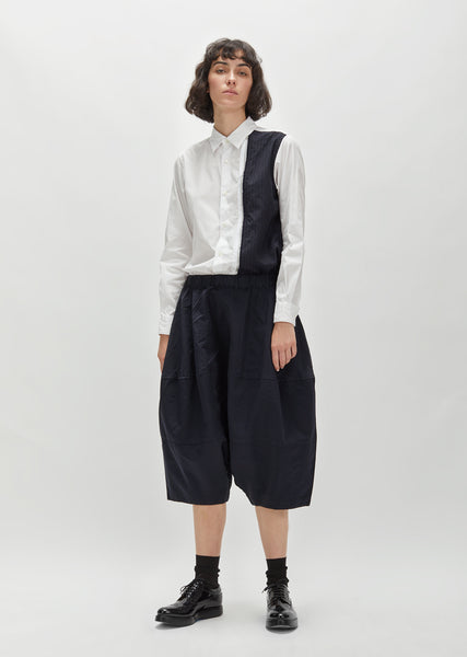 Polyester S-Twill Drawstring Pants