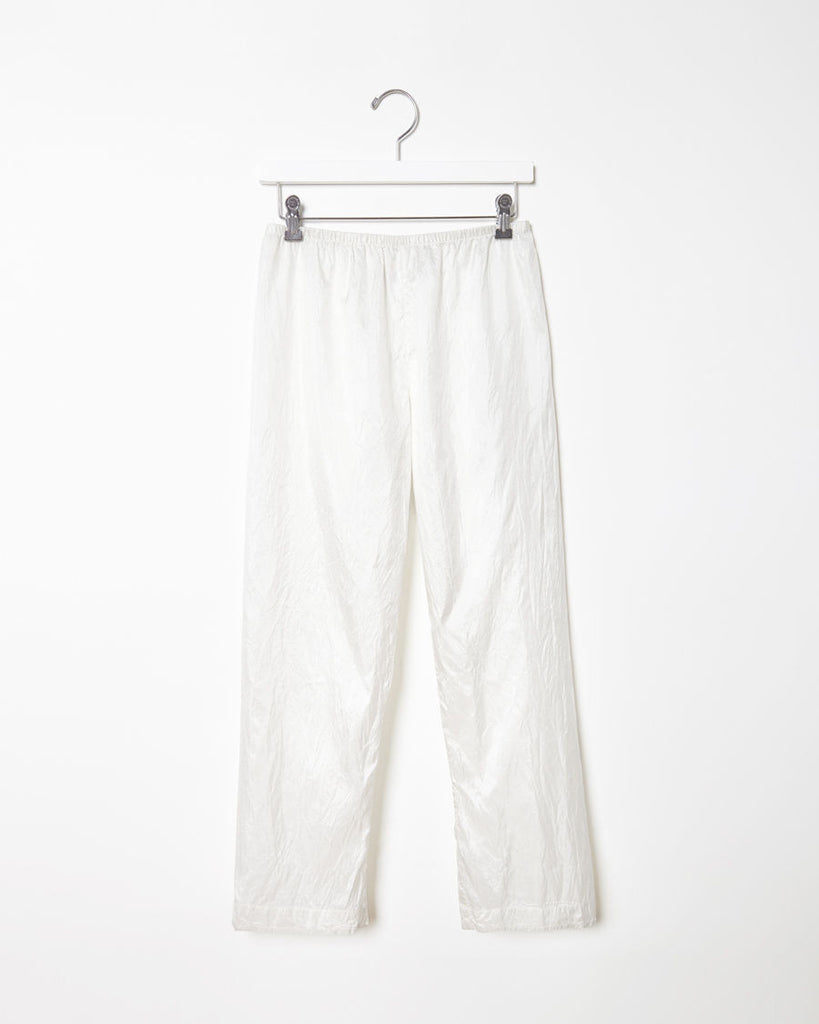 Silk Pajama Pants