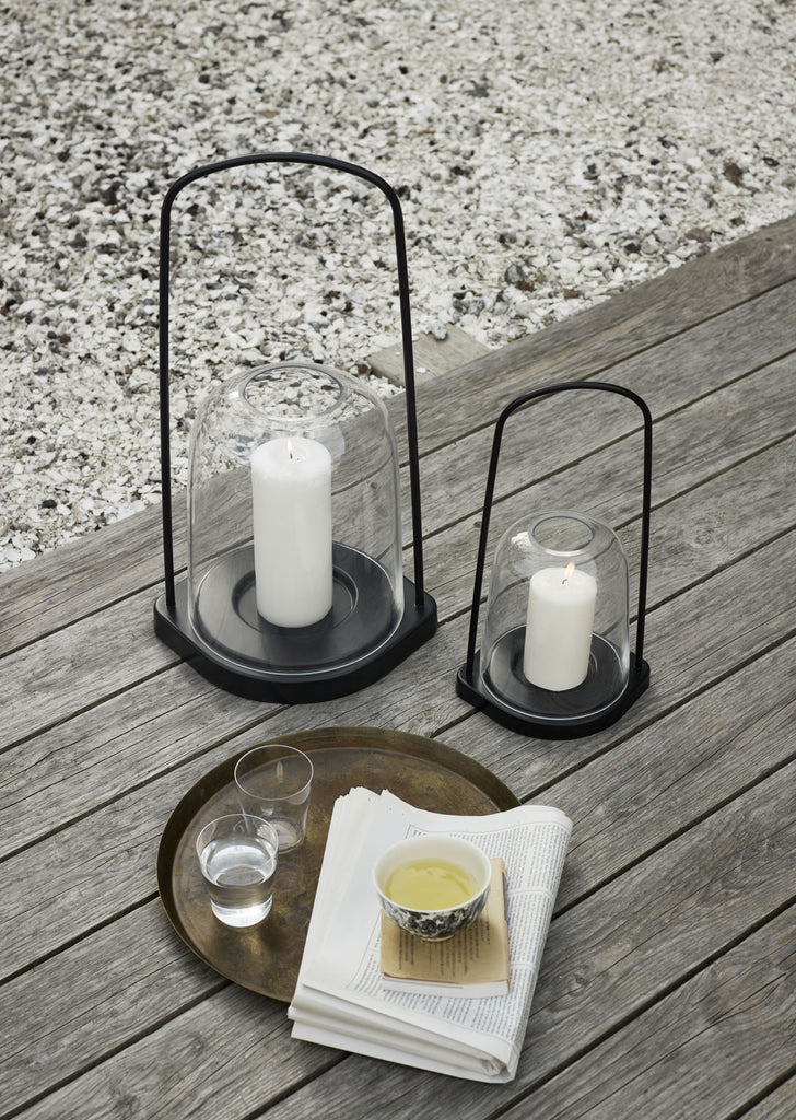 Bell Lantern 015 — Light Grey