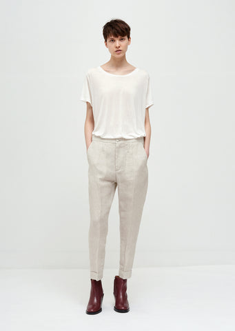 Law Linen Trousers
