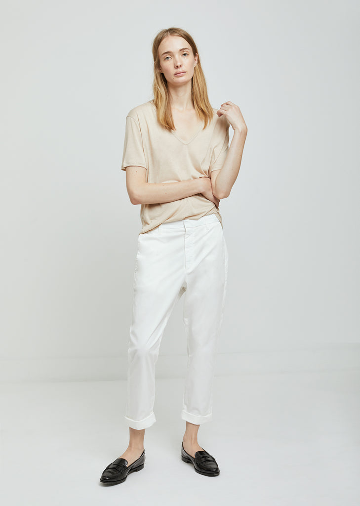 News Cotton Trousers