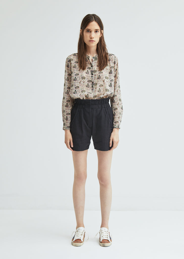 Esy High Waist Shorts