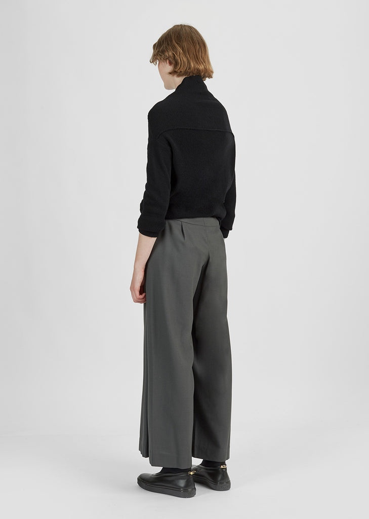 Wool Stretch Pant