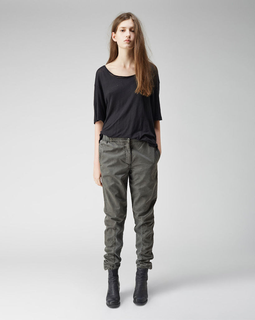 Bonded Twill Pant