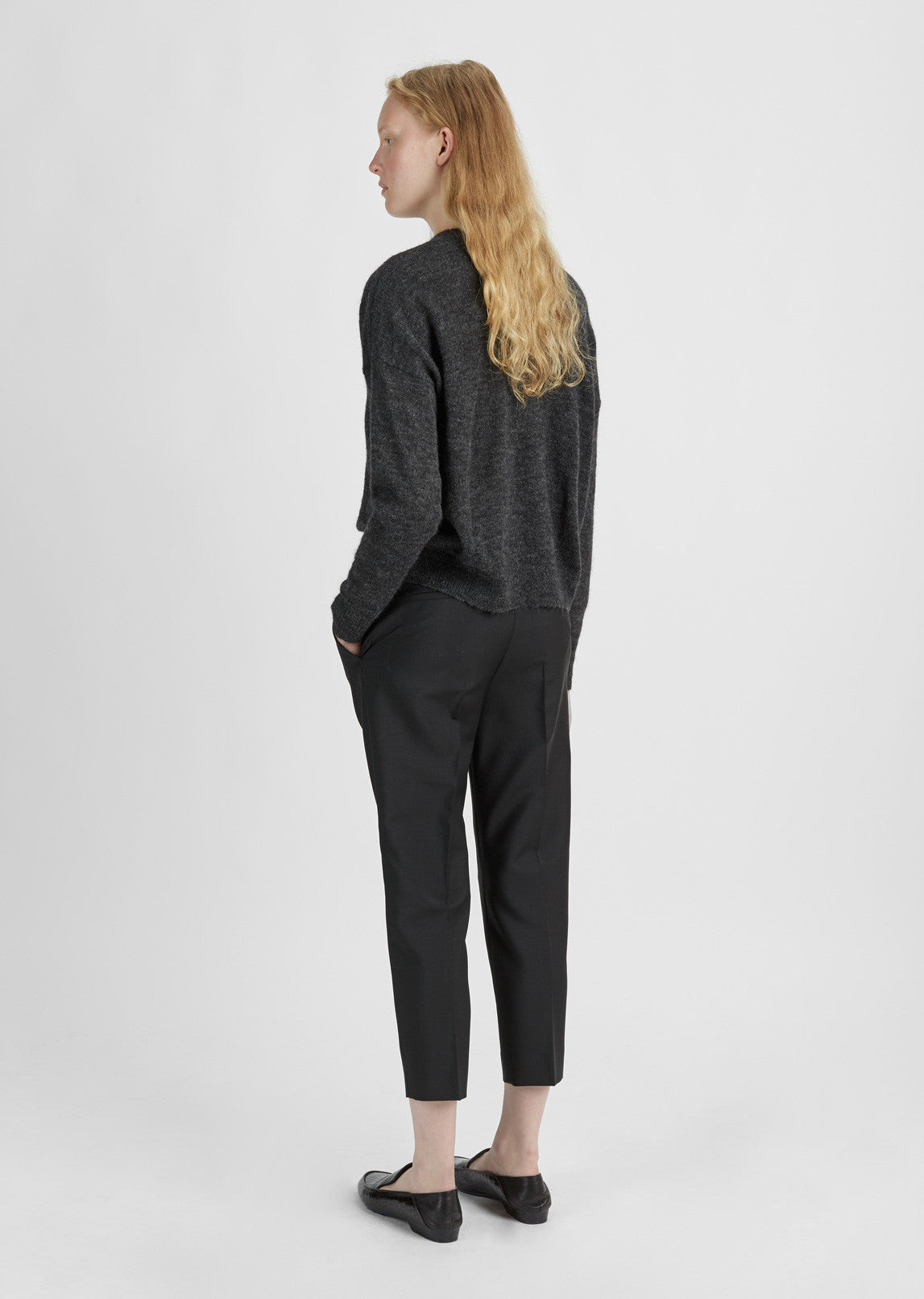 Donald Textured Trousers