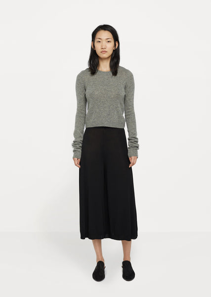 Highwaist Knit Trousers