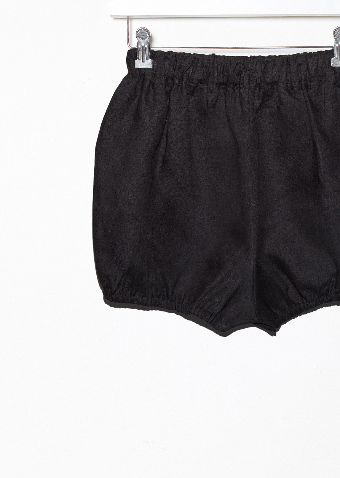 Linen Bloomer Shorts