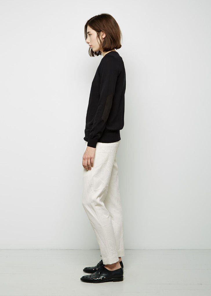 Washed Technical Cotton Trouser