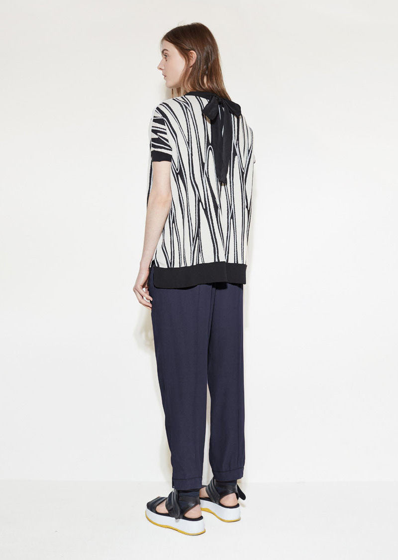 Side Zip Trouser