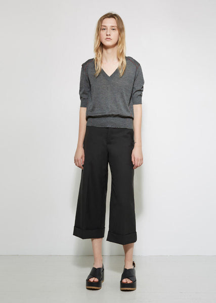 Cropped Fresco Trouser