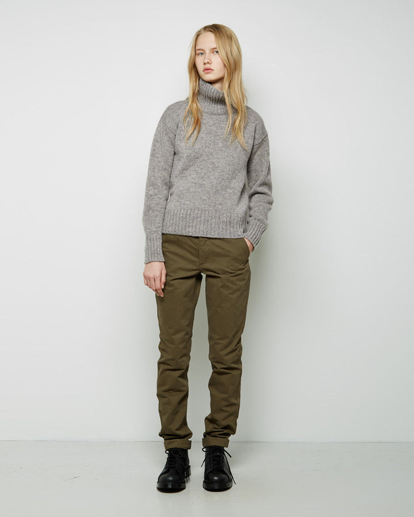 Slim Band Trouser