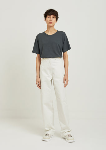 Cinched Back Trousers