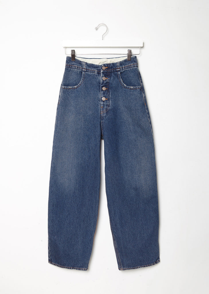 One Cast Wash Jean