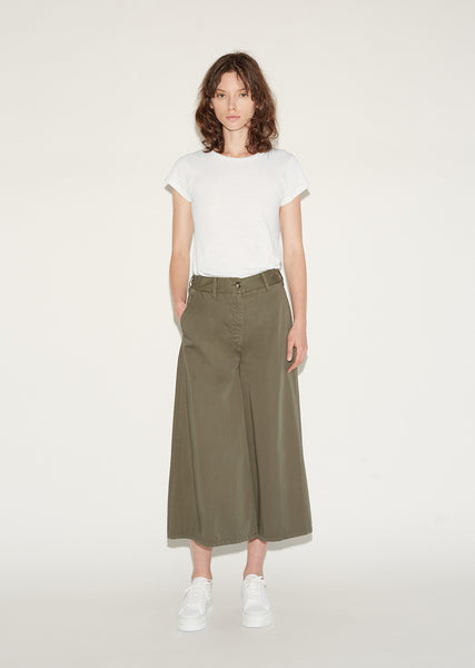 Washed Culottes
