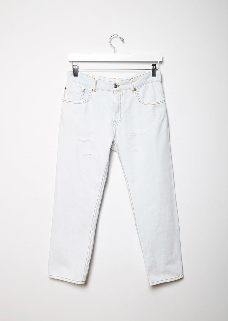 Special Bleach Washed Jean