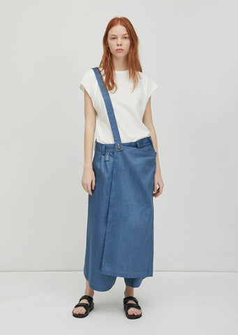 Shoulder Strap Pants