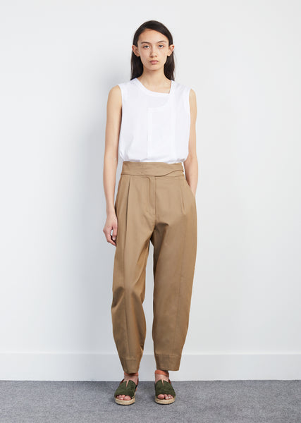 Papina Summer Trench Cotton Pants