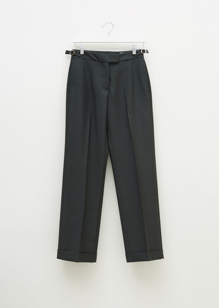Valentine Fresco Wool Trousers