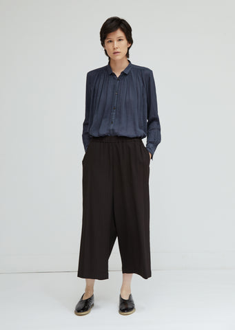 Stripe Pull On Pants